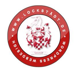 Logo Wordpress Webdesign aus Aligse